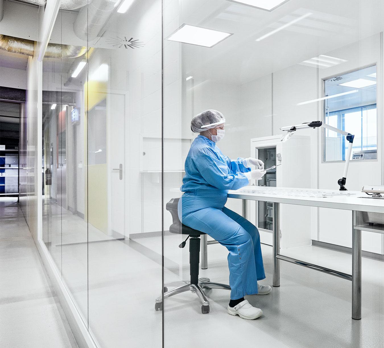 Leitner AG, Fertigungsverfahren